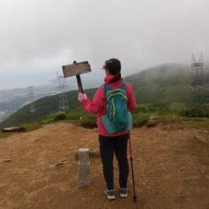 【赤坂山】マキノ高原からピストン! 下山後は温泉&プールで満喫♪