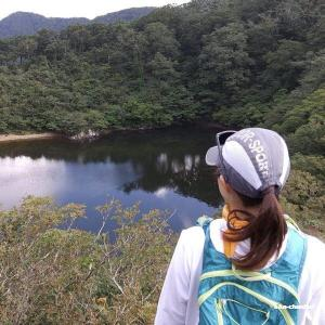 【夜叉ヶ池】森の巨人がいる天空の池へ♪福井県岩谷川登山口~夜叉ヶ池ピストン♪