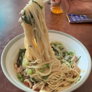 高雄グルメ プリプリ&シコシコ手打ち麺がウマい『桃家蘭州手工現拉麺店』