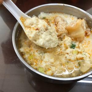 高雄グルメ 朝食は鹹豆漿(豆乳スープ)!地元民御用達ご飯屋『田記豆漿』