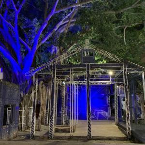台南観光・散歩『新農街』『南廠保安宮』『藍晒圖文創園區』