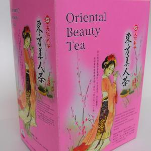 台湾で購入 天仁茗茶の東方美人茶ティーパックを実食!お土産にもピッタリ
