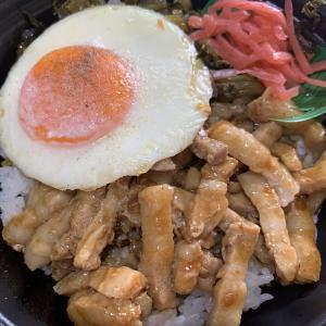 Hotto Motto魯肉飯(ルーローハン)五香粉弱めで誰でも食べやすい味付け