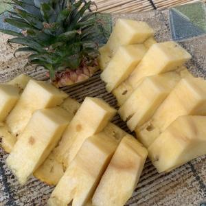 台湾鳳梨好好吃!甘味と酸味のバランスが良く美味しい台湾パイナップル