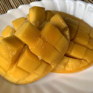 台湾原産「金蜜マンゴー」愛文(アップルマンゴー)より糖度が高く蜂蜜のような甘さらしいが...
