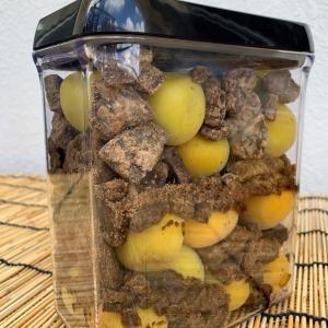 台湾の砂糖漬け「醃梅子」を作るも4日目カビ発生!新たな梅で再挑戦!
