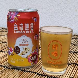 台湾紅茶ラガー!台湾ビール×紅茶=很好喝!エンドレスで飲める美味しさ