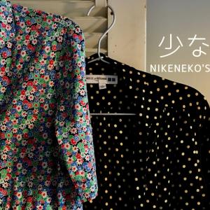 少ない服のワードローブ作り〜50代になってもずっと好きなワンピースについて考えてみた。