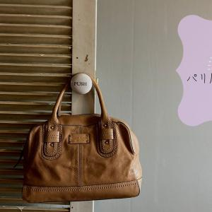 バッグと靴は断捨離できない50代少ない服の1週間通勤コーデ