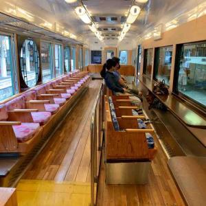 【運転再開】南海高野線の観光列車「天空」の指定席車両に乗る