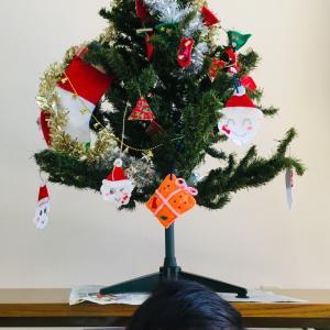 クリスマスツリー作り&保活