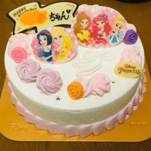 姪っ子の誕生日会