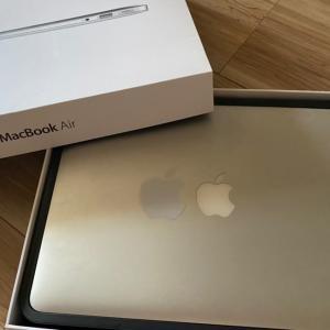 さよなら…MacBook