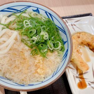 丸亀製麺☆息子の身長☆