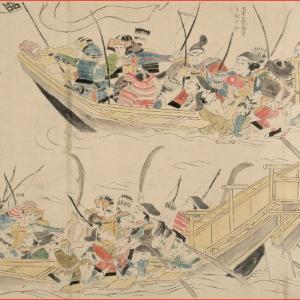 弘安の役で元軍を襲った台風の後も続いた死闘とその後の元の日本侵攻計画~~元寇5