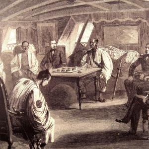 生麦事件の償金を得るための英国の砲艦外交と、攘夷実行を迫られていた幕府の対応