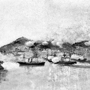 攘夷を続ける長州藩の攻撃を決意し四カ国艦隊を下関に向かわせた英公使~~下関戦争1