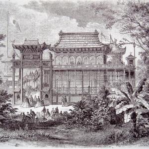 1867年パリ万国博覧会に薩摩藩は独立国として参加した