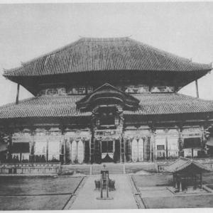 東大寺の廃仏毀釈・神仏分離の危機と倒壊の危険があった大仏殿