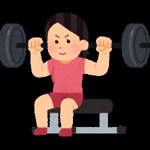 【ダイエット】食事制限なしでも週1回の運動で痩せました。
