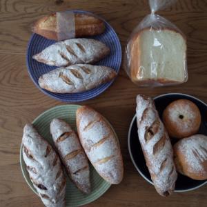 ペペチーノのパスタと愛宕神社とパン屋めぐり(ふるる)