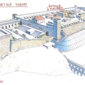 ソロモン神殿の位置