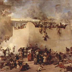 ダニエル7章はティトゥスによって成就したと再建主義者