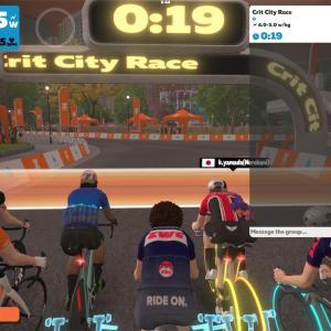Crit City Race (A)