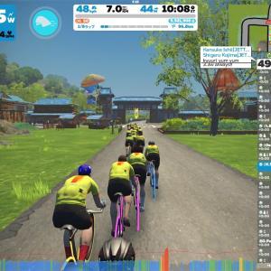 JETT Endurance Ride 100km 2.5~3.3w/kg (B)