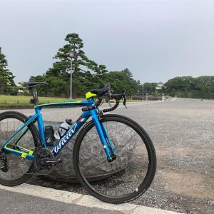 皇居朝練 TSS76