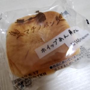 2019.6.17 ローソン マチノパン 「ホイップあん角ぱん」