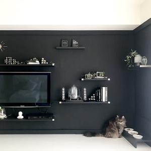 注文住宅風な造作壁の作り方④