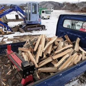 薪割り機の製作