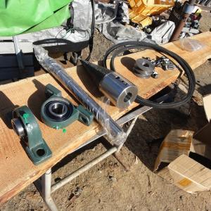 薪割り機の製作 その2