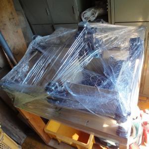 木工用CNCが届いた