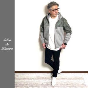 Fashion advice /ブラックスキニーの着回し方 10