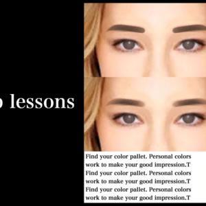眉をより良い印象に見せる立体的な描き方