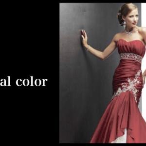 パーソナルカラータイプ別 / ドレスの選び方3