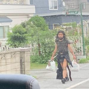 【画像】青森でとんでもないホームレスが見つかるwww
