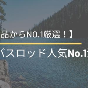 【2021年最強はこれ!】シーバスロッド人気No.1決定【30商品からNo.1厳選!】
