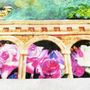 """薔薇の完成  HAED """"Jardin Botanico""""  by James C. Christensen"""