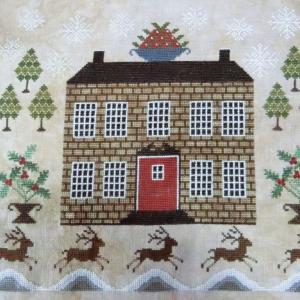 """明けましておめでとうございます """"Christmastide at Holly House"""" The Scarlett House"""
