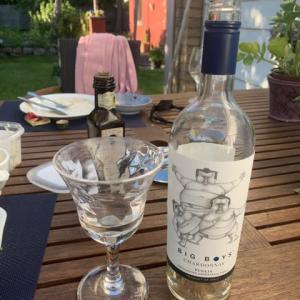 デンマーク お相撲さん白ワイン