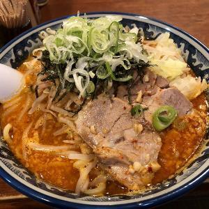 麺屋創介 唐ニボ