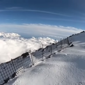 富士山でニコ生配信者が滑落・死亡した事故について