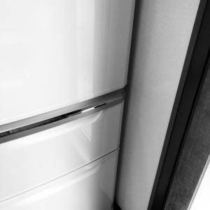 最近の冷蔵庫は扉側が収納たっぷりですよね。