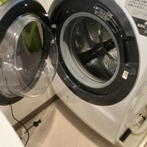 洗濯機の気を付けること。