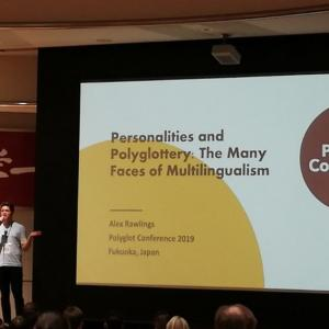 Polyglot Conference 2019に参加してきましたin福岡