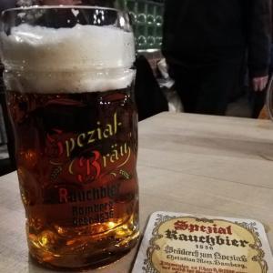 【バンベルク】Brauerei Spezialでラオホビールを片手に相席の会話を楽しんできた