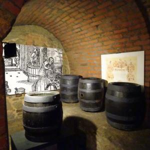 【チェコ】「プルゼニの歴史的地下通路ツアー」に参加してきた
